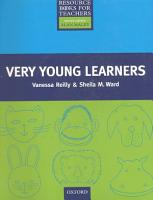 Very Young Learners PDF