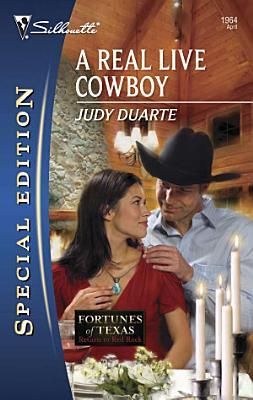 A Real Live Cowboy PDF