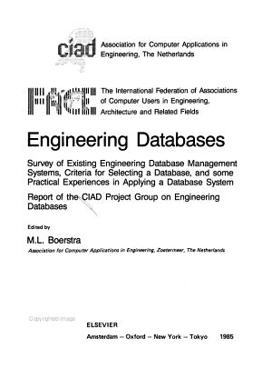 Engineering Databases PDF