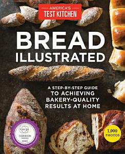 Bread Illustrated Book