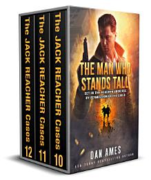 The Jack Reacher Cases (Complete Books #10, #11 & #12)