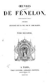 Œuvres de Fénelon, archevêque de Cambrai: Volume2