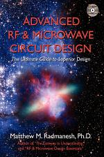 Advanced RF & Microwave Circuit Design