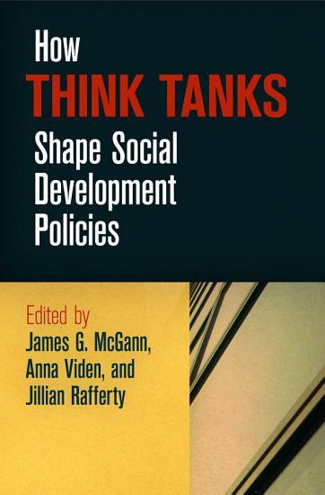 How Think Tanks Shape Social Development Policies PDF