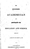 The Western Academician and Journal of Education and Science PDF