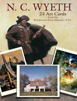 N. C. Wyeth 24 Art Cards
