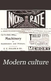 Modern Culture: Volume 2, Issue 3