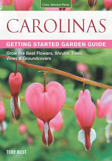 Carolinas Getting Started Garden Guide PDF