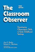 Classroom Observer PDF