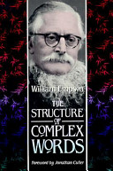 The Structure of Complex Words PDF
