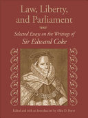 Law  Liberty  and Parliament PDF