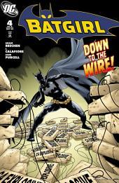Batgirl (2008-) #4