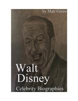 Celebrity Biographies   The Amazing Life Of Walt Disney   Biography Series PDF