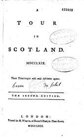 A Tour in Scotland: 1769-1772