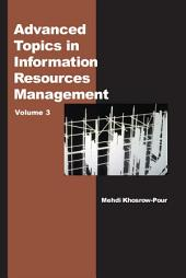 Advanced Topics in Information Resources Management: Volume 2