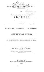 Agricultural Pamphlets: Volume 2