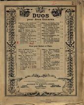 Divertissement ou recueil de plusieurs pièces: Op. 196
