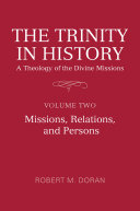 Trinity in History, Volume Two