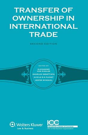 Transfer of Ownership in International Trade PDF