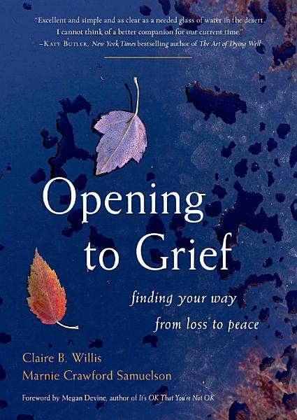 Download Opening to Grief Book