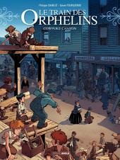 Le Train des orphelins - Tome 5 - Cowpoke Canyon