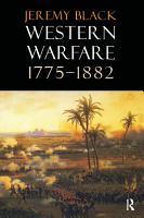 Western Warfare  1775 1882 PDF