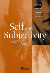 Self and Subjectivity