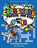 Crossword Puzzles for Kids Ages 9 To 12