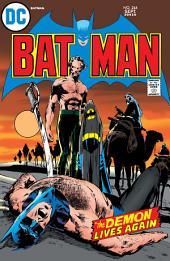 Batman (1940-) #244