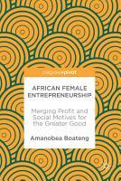 African Female Entrepreneurship PDF