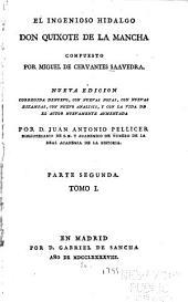 El Ingenioso Hidalgo Don Quixote De La Mancha: Volumen 2,Número 2