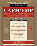 CAPM PMP Project Management Certification All In One Exam Guide  Fourth Edition