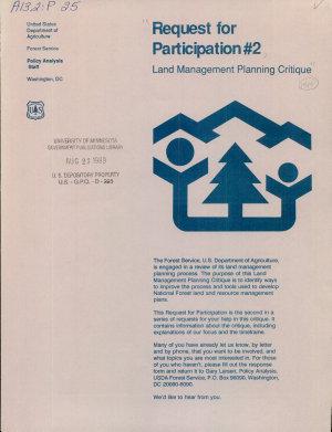 Request for Participation  2 PDF