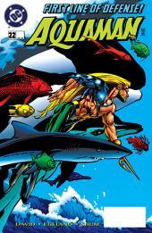 Aquaman (1994-) #22