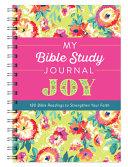 My Bible Study Journal  Joy PDF