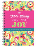 My Bible Study Journal Joy Book PDF