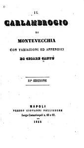 Il Carlambrogio di Montevecchia