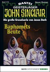 John Sinclair - Folge 1170: Baphomets Beute (2. Teil)