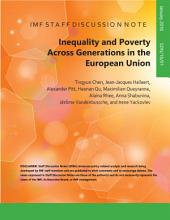 Inequality and Poverty across Generations in the European Union