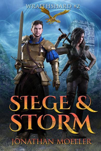 Download Wraithshard  Siege   Storm Book