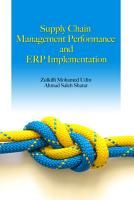 Supply Chain Management Performance and ERP Implementation  UUM Press  PDF