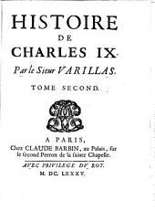 Histoire de Charles IX. (Roi de France)