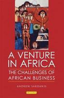 A Venture in Africa PDF