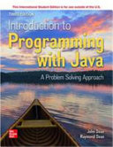 Introduction to Programming with Java