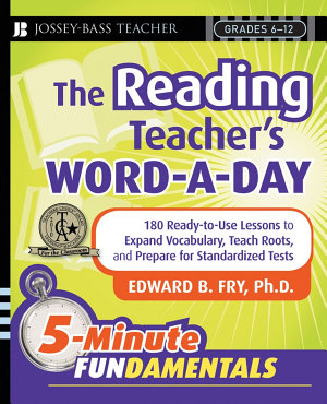 The Reading Teacher s Word a Day PDF