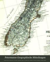 Petermanns Geographische Mitteilungen: Band 8;Band 1862