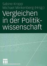 Vergleichen in der Politikwissenschaft PDF