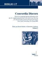 Concordia Discors I PDF