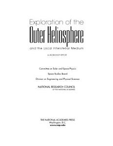 Exploration of the Outer Heliosphere and the Local Interstellar Medium PDF