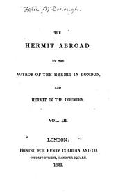 The Hermit Abroad: Volume 3